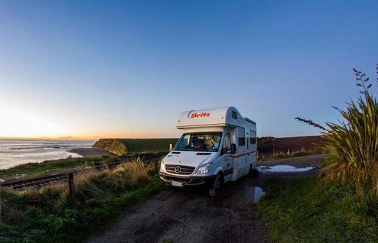 campervan holiday new zealand